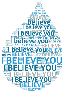 I believe you